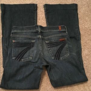 7 For All Mankind size 25